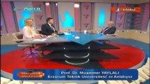 Rektörler Anlatıyor - Erzurum Teknik Üniversitesi Rektörü Prof. Dr. Muammer Yaylalı