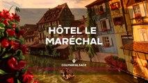 Hôtel Le Maréchal, hôtel quatre étoiles dans la Petite Venise de Colmar