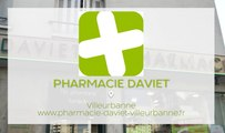 Pharmacie Daviet à Villeurbanne - Conseil en orthopédie, puériculture, matériel médical (69)