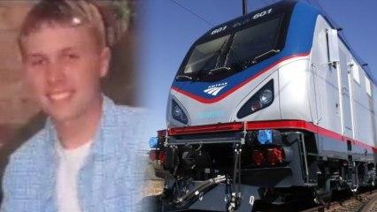 Man Survives Being Hit by Speeding Train