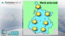 [H'Py Tv] La météo des Hautes-Pyrénées (20 août 2013)