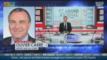 Olivier Carré, député de l'UMP du Loiret dans Le Grand Journal - 19/08 6/6