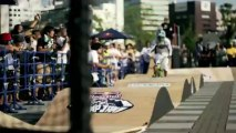 Pump Track Race in Japan - Red Bull Pump Jam 2013