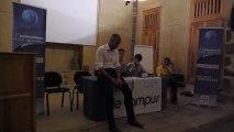 Campus des Jeunes de la Droite Sociale 2013 - question à Laurent Wauquiez sur les jeunes du le mariage pour tous [309]
