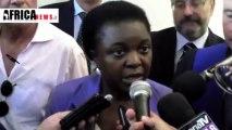 Cecile Kyenge a Reggio Calabria - INTERVISTA 19-08-2013