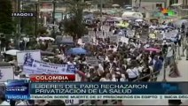 Paro Nacional Agrario buscar reivindicar a campesinos en Colombia