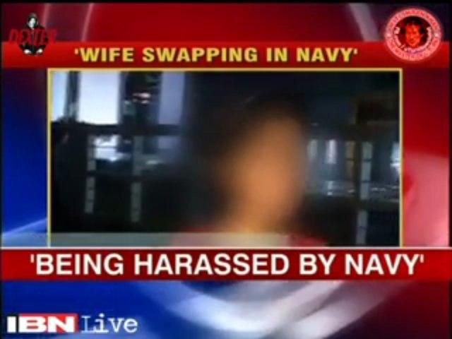Indian Navy Wife Exchange Scandal