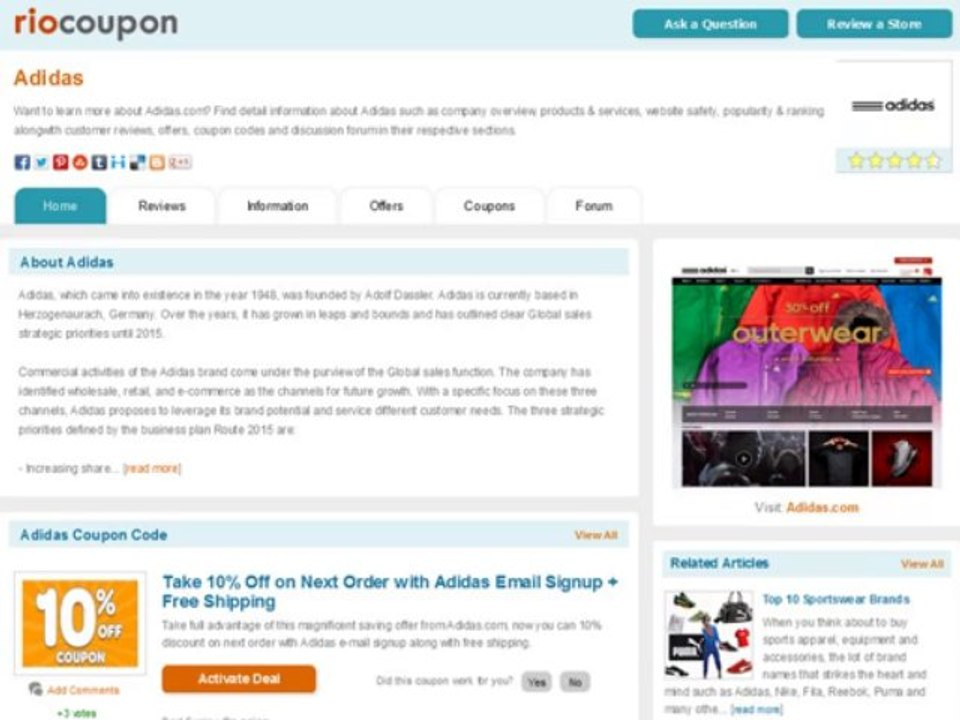 Where To Find Adidas Promo Code Video Dailymotion You can visit hotdeals for getting all the updates of he>i coupon, coupons and deals. where to find adidas promo code