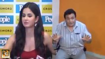 Rishi Kapoor UPSET with Ranbir kapoor's girlfriend Katrina Kaif