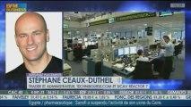 Le Match des traders : S. Ceaux-Dutheil VS P. Martin dans Intégrale Placements - 21/08