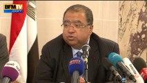 """L'ambassadeur d'Egypte en France appelle les pays """"amis"""" à soutenir le peuple égyptien - 21/08"""
