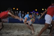 Beach Rugby Tour : Finales Quiberon