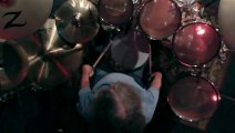 Handicapped Drummer Dean Zimmer Short Film!! How to play drums whatever...