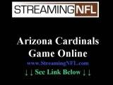 Watch Cardinals Game Online | Arizona Cardinals Live Steaming Football Game