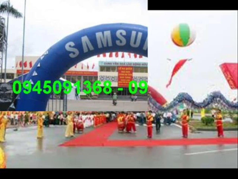 Chuyên Bán Cổng Hơi , Cổng Chào , Rẻ , 0945091368 ,0989540896