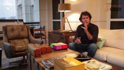 João Armentano explica como decorar o canto do homem