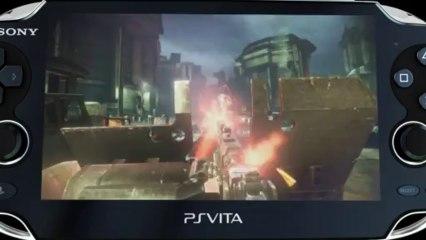 Trailer gamescom KZ Mercenary de Killzone Mercenary