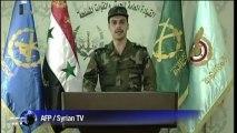 Syrie: les autorités démentent l'utilisation d'armes chimiques