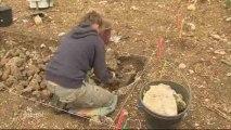 Patrimoine : Les fouilles archéologiques d'Auzay