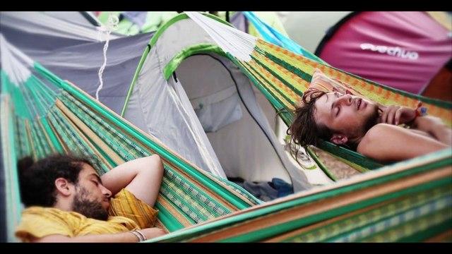 Camping @ Rototom Sunsplash 2013