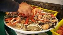 Restaurants de poissons - fruits de mer - Chez Astoux à Cannes