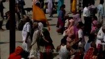 Allahabad kumbh mela-Shivratri-Shahi snan-hdc-tape-10-4