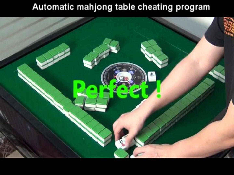 Sensational Automatic Mahjong Table Cheating Program Best Way To Win Mahjong Game Download Free Architecture Designs Sospemadebymaigaardcom