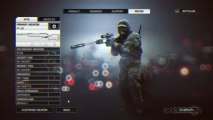 Battlefield 4 EVERY CLASS EVERY WEAPON EVERY UNLOCK