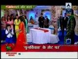 Saas Bahu Aur Saazish SBS [ABP News] 22nd August 2013 Video pt2