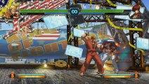 KOFXIII - Steam Edition - Les options et menus du jeu