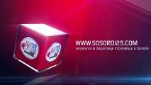 SOS ORDI 25 • Assistance & Dépannage informatique a domicile