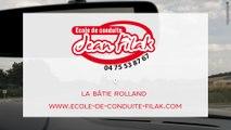 Ecole de conduite Jean Filak à La Bâtie-Rolland, Cléon-d'Andran et à Dieulefit