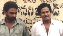April 1 Vidudala Movie Part 04-14 - Rajendra Prasad And His Friend Gopi Talk To Bharat Kumar Scene -  Rajendra Prasad, Shobhana - HD