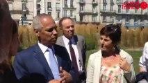 Visite du ministre des Outre-mer - Visite du ministre des Outre-mer