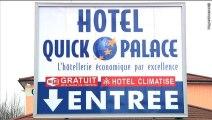 Hôtel St-Priest-hôtel Quick Palace proche Eurexpo et aéroport Saint Exupéry-Hôtel Lyon-chambre hôtel