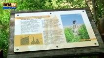 Les plus beaux sites naturels: les cheminées de fées dans les Hautes-Alpes - 23/08