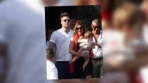 Robbie Williams and Ayda Field Go Boating With Their Daughter Theodora Rose