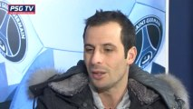 Interview de Ludovic Giuly