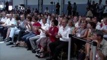 Plénière d'ouverture : Maxime Bono