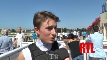 Interview de Théo Bachelot, Jockey de VODKATO