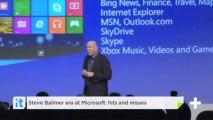 Steve Ballmer Era At Microsoft: Hits And Misses