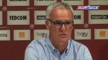 """Ranieri : """"Il y a eu beaucoup de nervosité"""" - 23/08"""