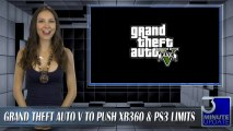 Rockstar said GRAND THEFT AUTO V would push Xbox 360 and PlayStation 3 as far as they can go!