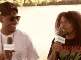 Los Rakas - Interview at Pachanga Latino Music Festival 2013
