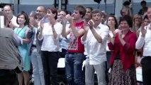 Plénière d'ouverture de l'Université d'été (vidéo intégrale)
