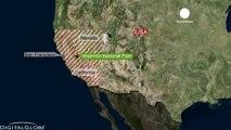 Incendie en Californie: état d'urgence à San francisco