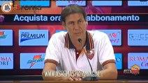 24/08/2013 - CONFERENZA STAMPA INTEGRALE GARCIA