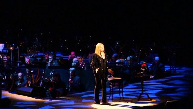 "Barbra Streisand : European tour 2013 - ""concert idéal"" - Act I"