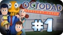 Octodad: Dadliest Catch - Wedding Bells!! - Part 1 - Gameplay Walkthrough (PS4 PC)
