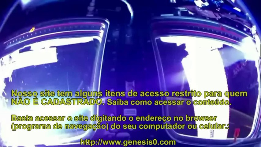 NASA flagra Porta UFOS de Nibiru